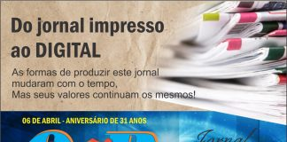 Jornal O Povo - 31 anos