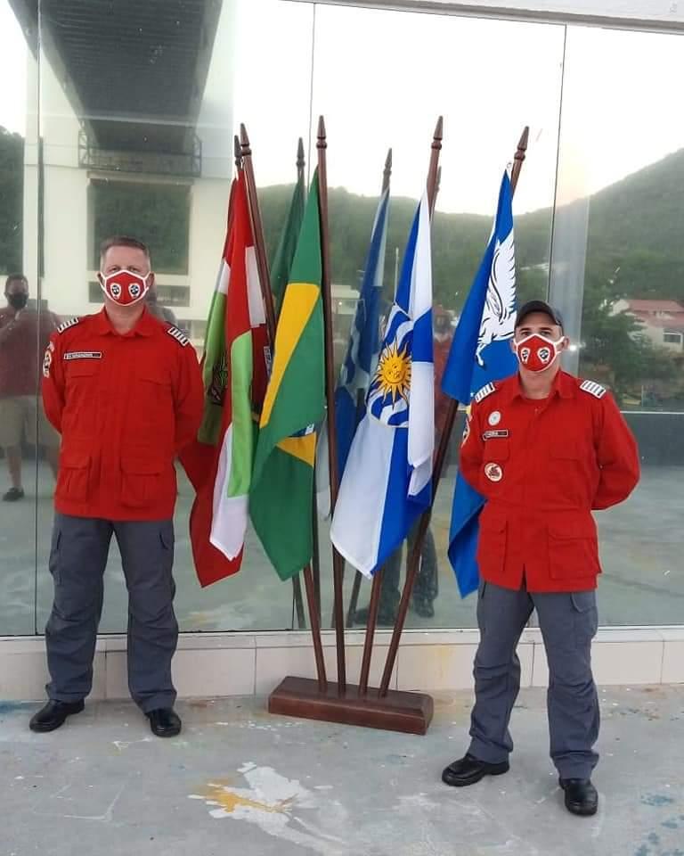 Bombeiros Voluntários de Balneário Camboriú